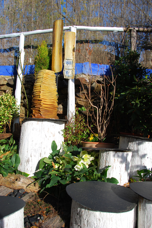 Los jardines casa rural en salamanca for Casa rural jardin oriental