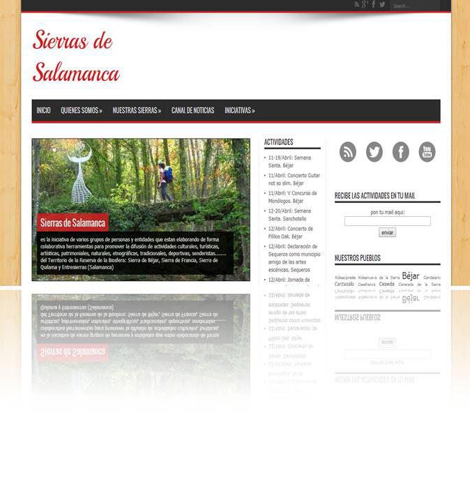 Sierras de Salamanca